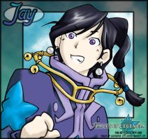 Jay the Unseen by Cloudy-san