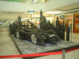 The Batmobile by taikun21