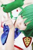 Macross Frontier - Ranka Uniform by Xeno-Photography