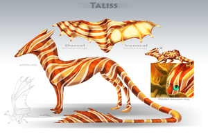 Taliss Reference by Lazeros