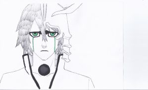 Ulquiorra Sketch by Prattman