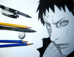 Obito Uchiha by Finihous