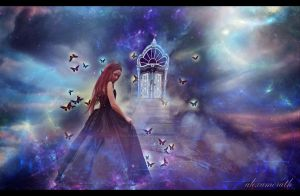 Gate of dreams by alexamorath