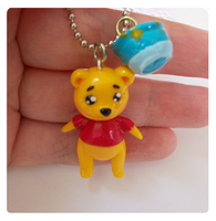 PDF tutorial winnie the pooh bear charm by FairysLiveHere