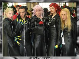 King Hearts Anime Boston 2008 by Fallensbane