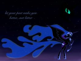 nightmare moon wallpaper by sailorheart21