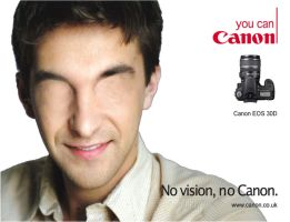 Canon Advert 2 by Joe-Antcliff