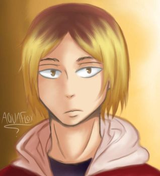 Kenma Kozume by AquaFlox