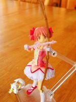Madoka will end you by AngelicCarrot