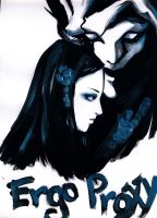 Ergo Proxy by DizyDizy