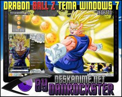 Vegetto Theme Windows 7 by Danrockster