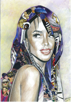 AAliyah by Slavenart