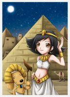 Egypt by JinZhan