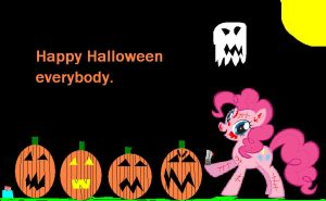 Happy Halloween people by FunnyGamer95