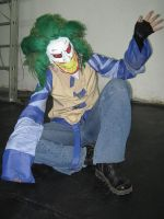 Joker cosplay 1 by Zanten