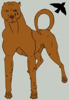 Chernobyl Curs Ref dog by me-and-mojo