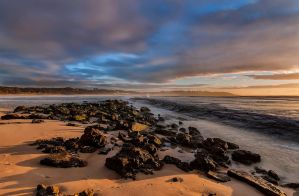 Mollymook Dawn 3 by TarJakArt
