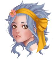 Realistic Levy by PastrieCake