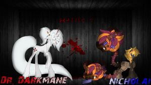 Pony Kombat New Blood 6 Round 2, Battle 4 by Macgrubor