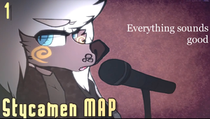 Stycamen MAP! (lookie in description) reupload by ppinuh