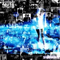 Showbiz collage by My-Life-In-Pictures