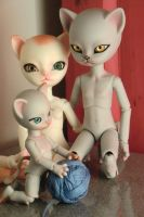 Family portrait by Caleighs-World
