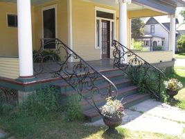 Large front Railings 1 of 2 by Stephen67