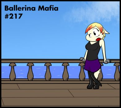 Ballerina Mafia: Escalation [Preview] by SonOfNothing