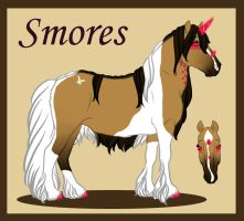 ID P004 / Smores by DragonsFlameMagic