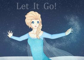 Let it Go! by Narasubi