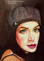 Marina            ~ Colored Pencil by lemgras330