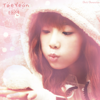 TaeYeon .::.Edit.::. by kawaiipikachu12
