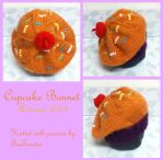 Cupcake Bonnet - Automn 2014 by Bee047
