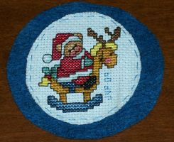 Xmas 09 Finished 10 by Joce-in-Stitches