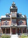 Vaile Mansion Stock Image 2 by BadApple-Art