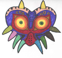 Majora's Mask for Retro-Death by sidser
