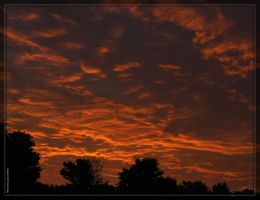 Morning sky 40D0023430 by Cristian-M