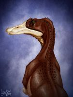 Baryonyx by YasminFoster