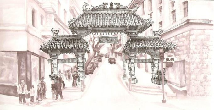 Chinatown by situo