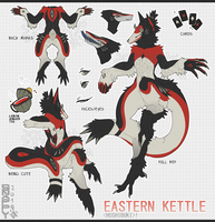 HB - Eastern Kettle [CLOSED] by BackwardsSnappy