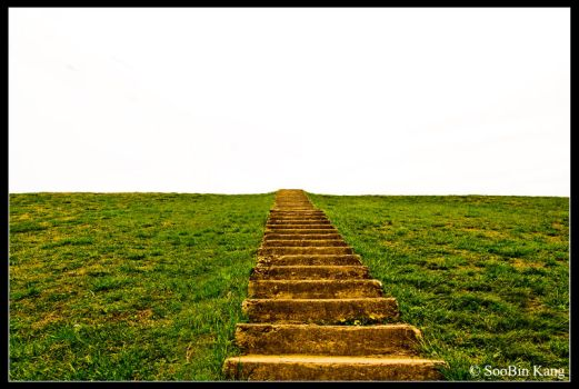 The Green Path to Heaven by itsmecasper