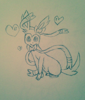 .:Sylveon:. by criticallyAbnormal