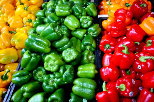 Bell Peppers by Jake-The-Ripper