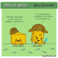 Queso Emmental by LagoonCreatures