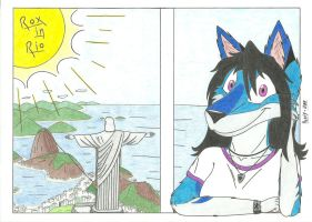 Rox in Rio by Henry-C