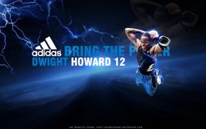 Dwight Howard Wallpaper - Bring the power by lisong24kobe