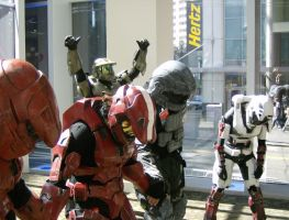 PAX - Red Rover Red Rover... by Hyokenseisou-Cosplay