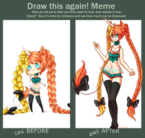 Before and After Meme by Scratchbite