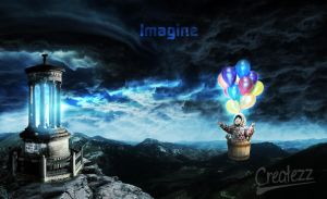 Imagine by Tezz92