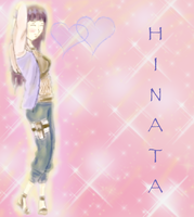 Hinata: Sparkle by doll-fin-chick